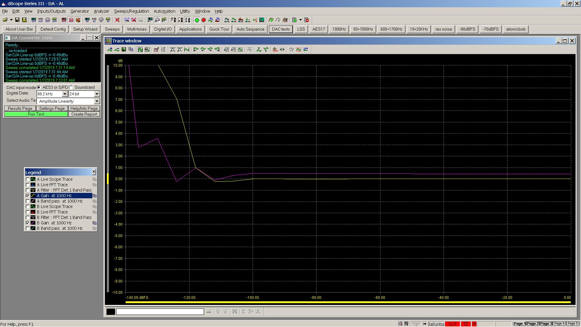 03 20190107-11 convert2 Bal 1 KHz gain linearity - AES -18dBFS ref 0 dBu out - int atten.PNG