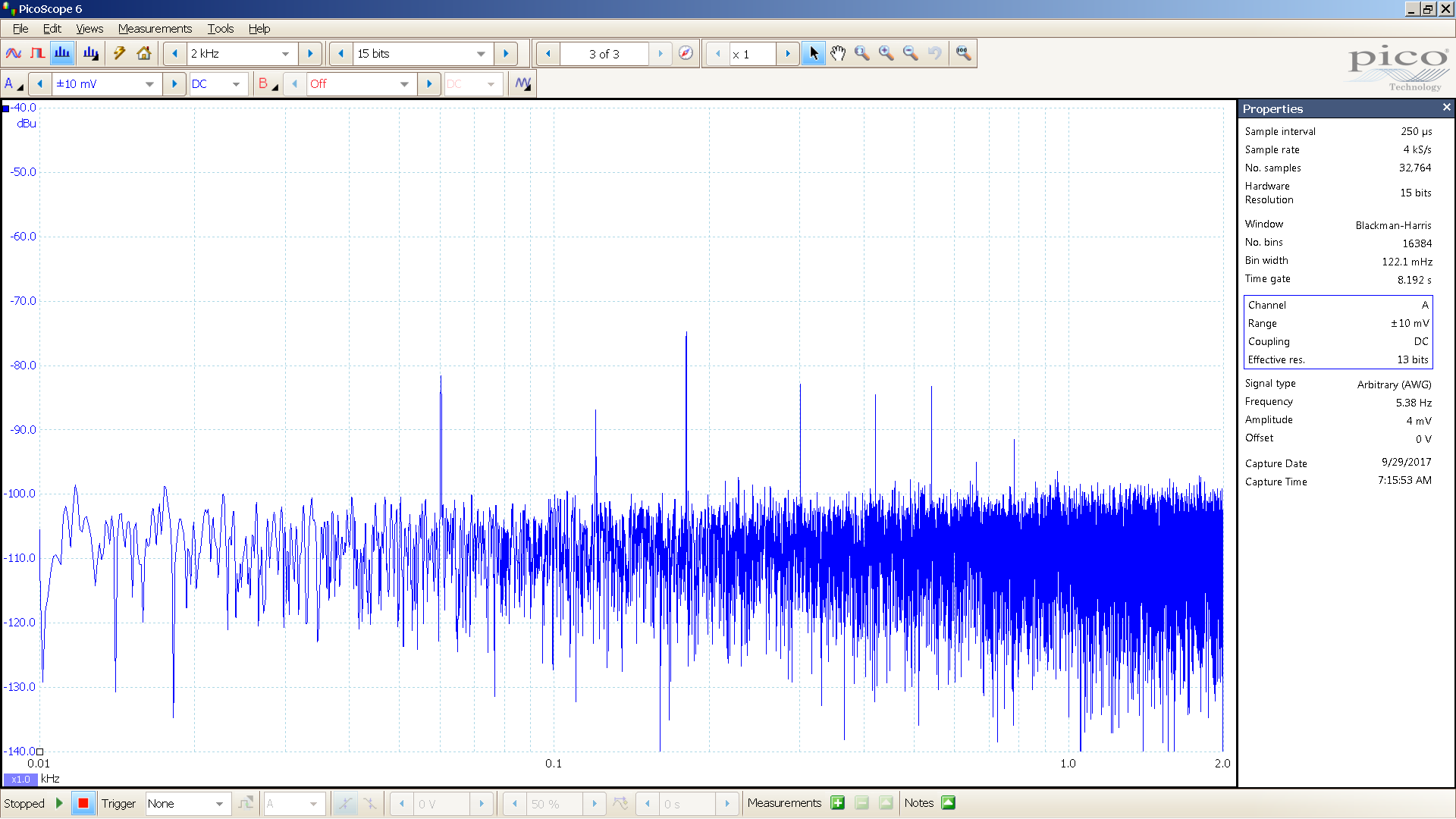 04 60 Hz + harmonics 800 uVpp - FFT 50 KHz BW.png