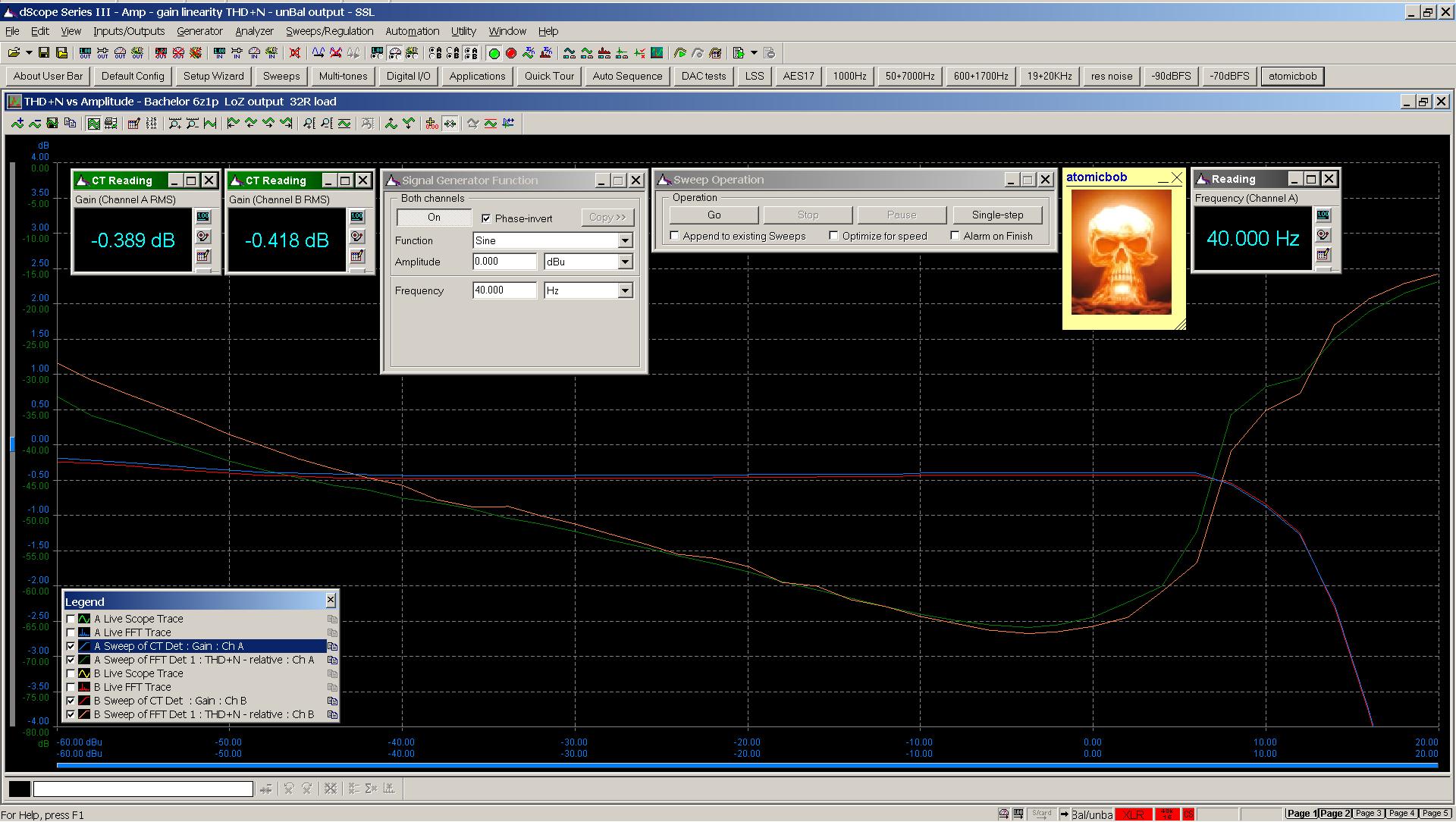 08 20200622 Bachelor 6z1p 40Hz gain linearity THD+N sweep 32R LoZ 0dB gain.png