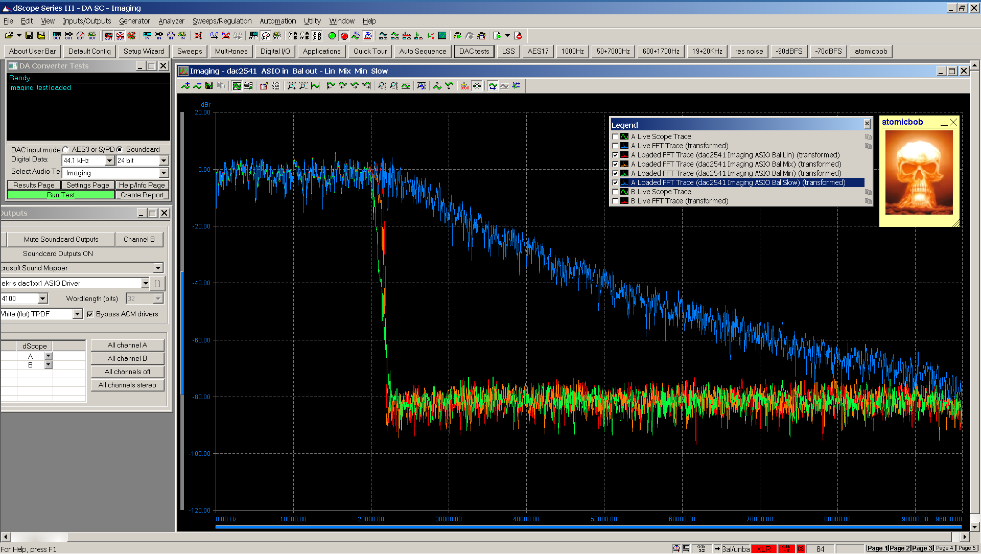 12 20210125 dac2541 imaging FFT ASIO Bal - 4 filters.png