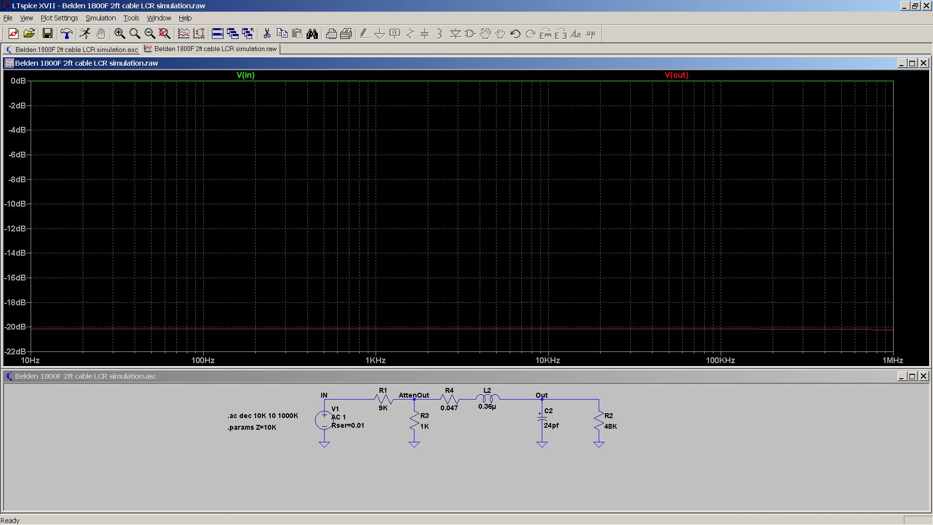 14 20190106 SA2X Belden 1800F 2ft Liquid Platinum load - 20 dB attenuation - overview.png