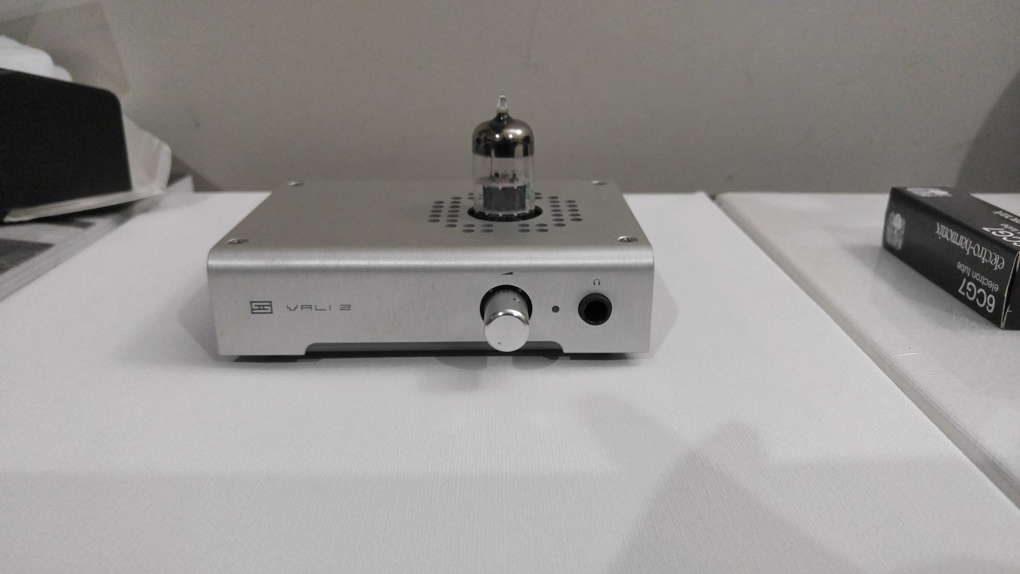 SOLD]WTS: Schiit Vali 2 + Tubes $130   Super Best Audio Friends