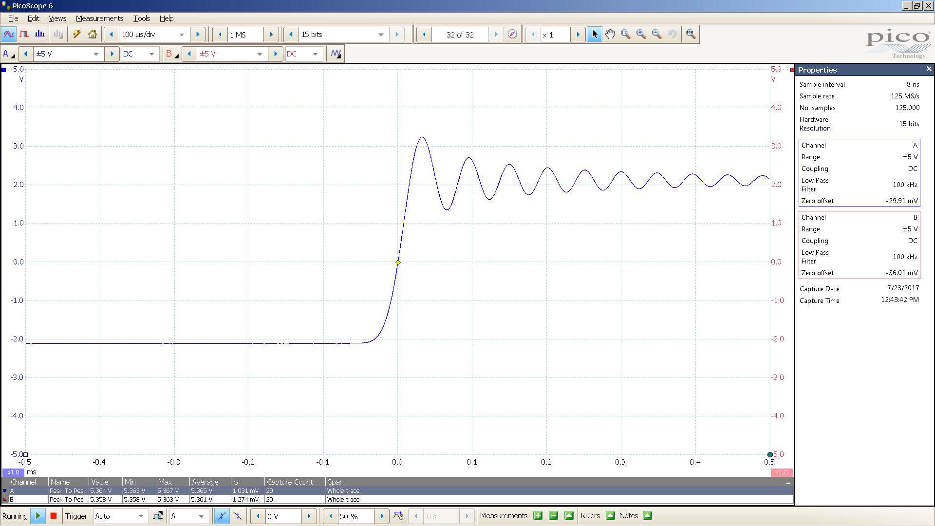20170723 Ares BAL 20 Hz sqr -4 dBFS 4 Vpp 100uS div.PNG