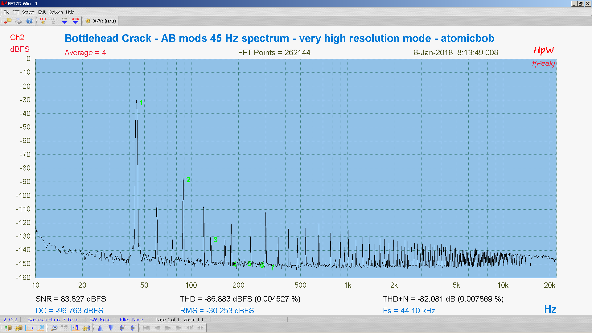 20180108-33 BH Crack e80cc 5998 45 Hz THD THD+N 262K FFT- ASIO -30 dBFS - HpW.PNG