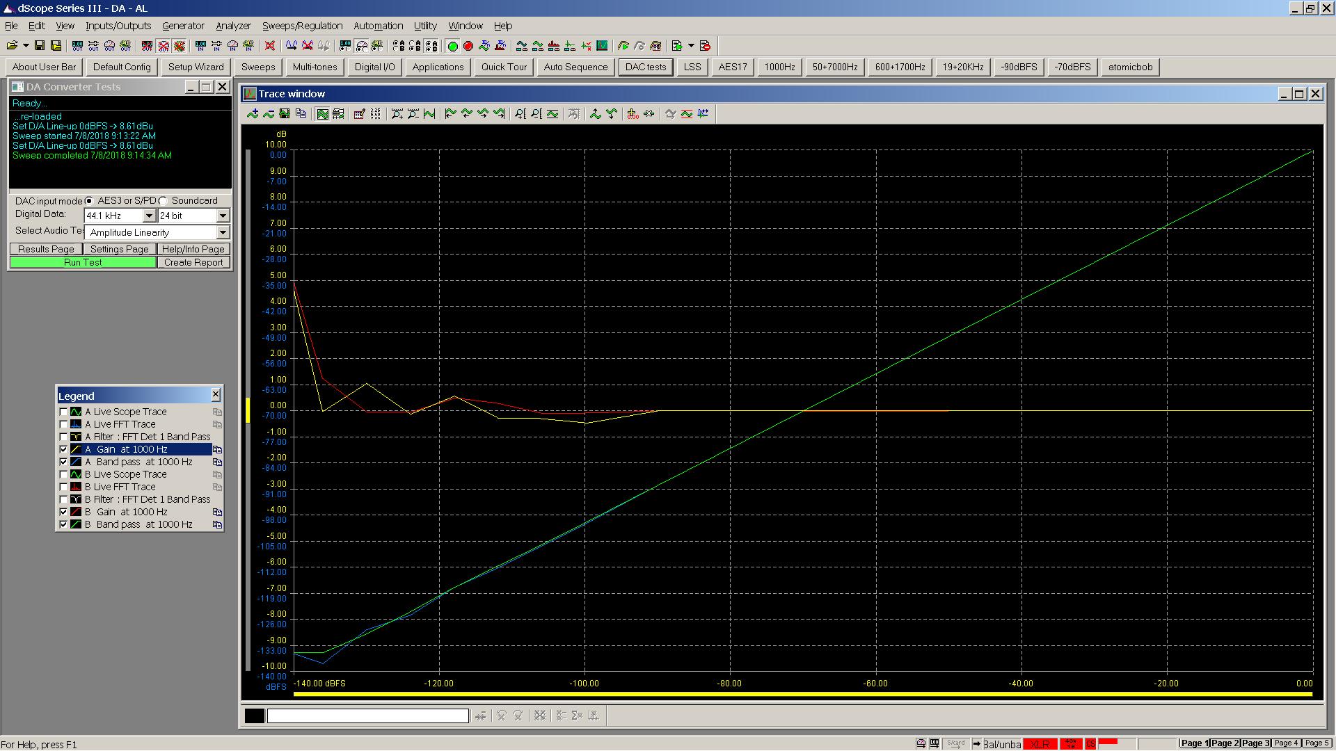 20180708-12 Modi MB SE 1 KHz gain linearity + bandpass - spdif.png