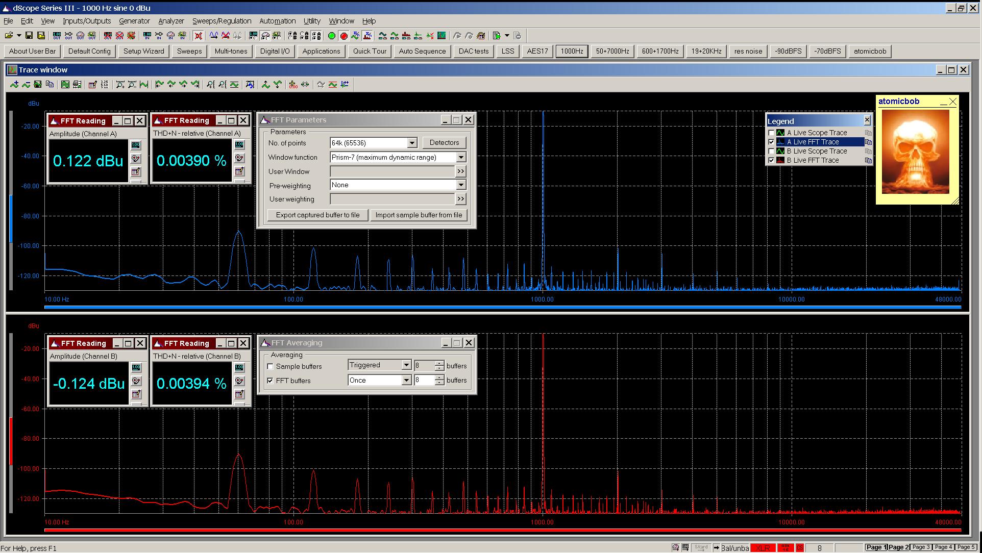 20181110-02 LiqPlat 1 KHz THD+N THD FFT 0dBu 30R SE-4XF - NoiseNuke.png