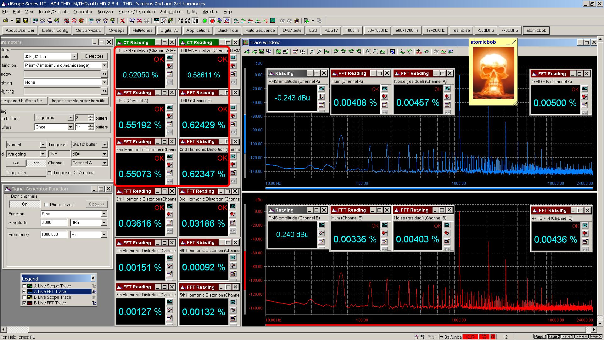 20190930-2 SW51+ 6Z51P A04 THD+N  THD  nth-HD FFT 300R HiZ - 4+HD+N with 60Hz 0dBu - THD+N THD2.png