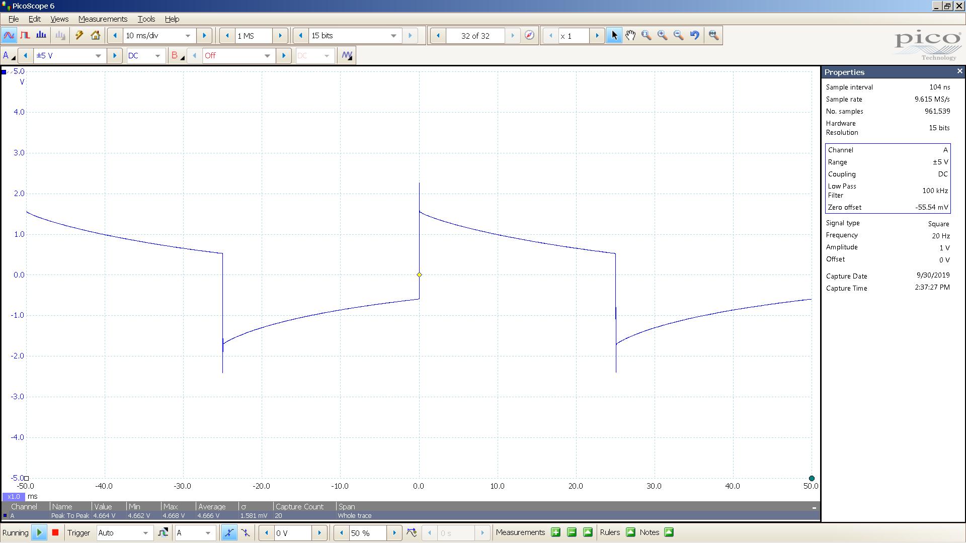 20190930 SigGen SW51+ 6Z51P 20 Hz square 2000mVpp 10mS div 100KHz filter 300R LoZ.png