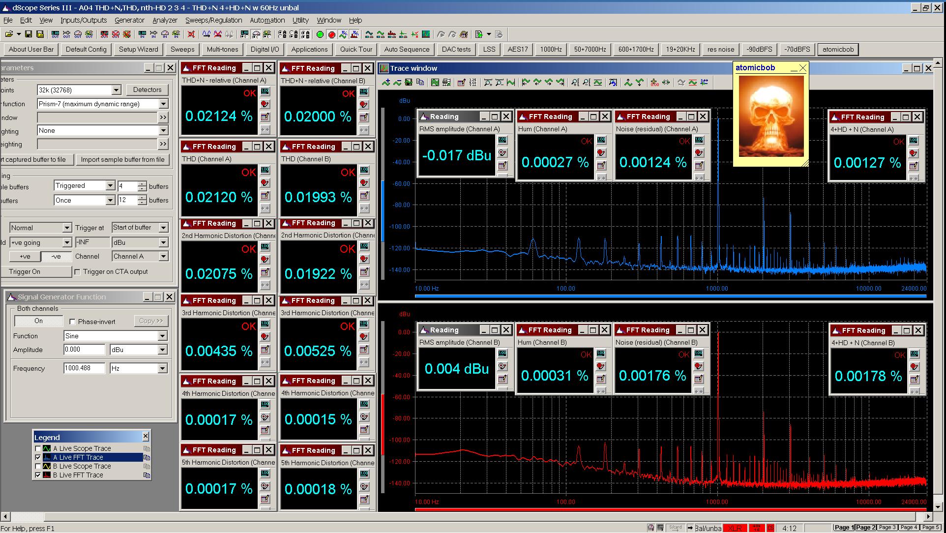 20200205 ECP T4 Mullard CV4024 A04 THD+N  THD  nth-HD FFT 32R - 4+HD+N with 60Hz 0dBu.png