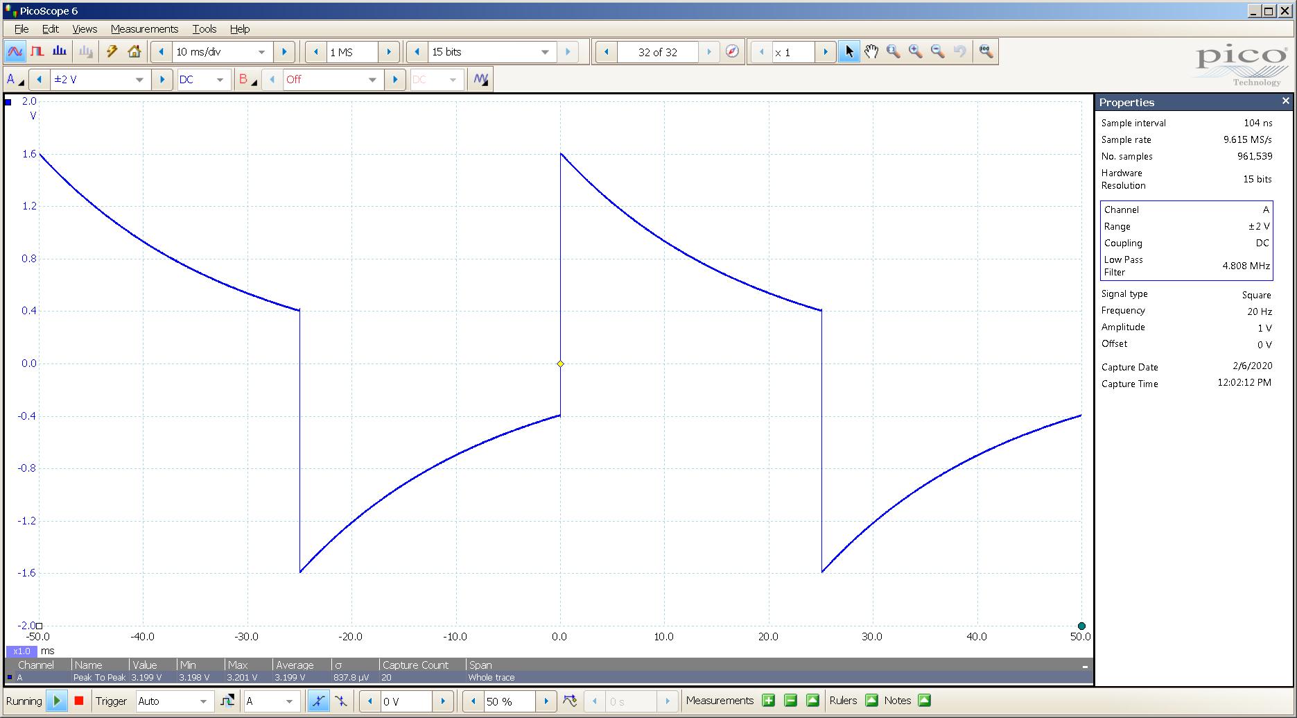 20200206 SigGen ECP T4 Mullard CV4024 20 Hz square 2000mVpp 10mS div 5MHz filter 32R.png