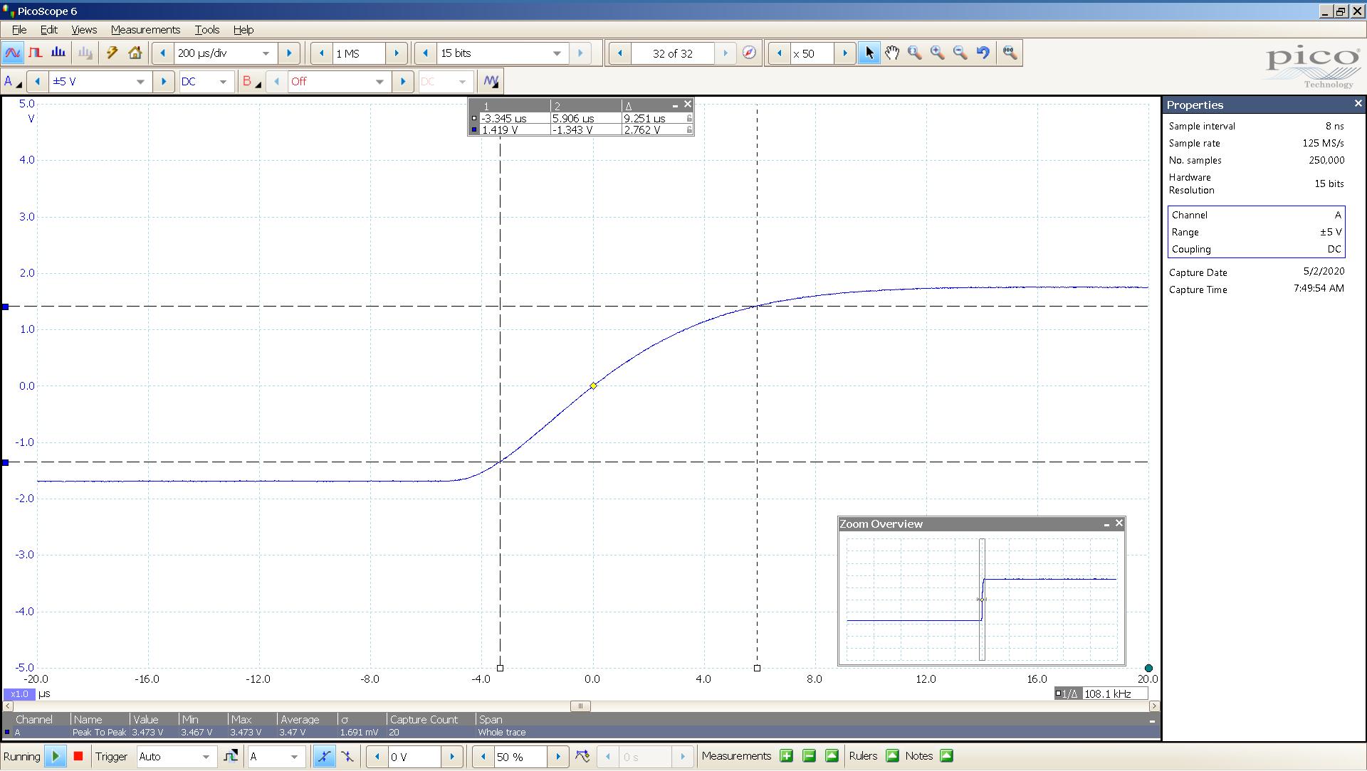 20200502-09 KTE Spring2 20 Hz sqr -4 dBFS 4 Vpp 200uS div SE - ASIO - NOS - BW calc.png