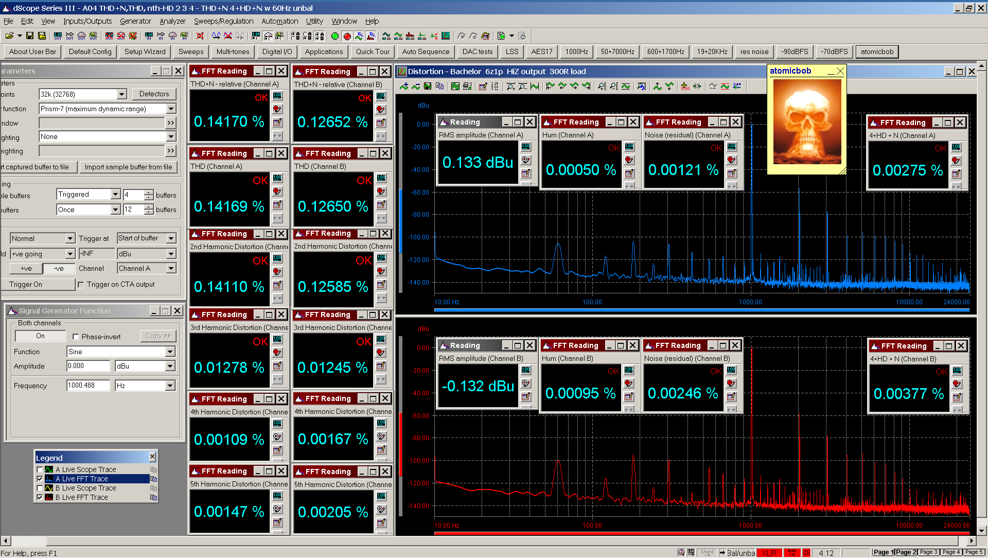 20200619 Bachelor 6z1p A04 THD+N  THD  nth-HD FFT 300R - 4+HD+N with 60Hz 0dBu.png