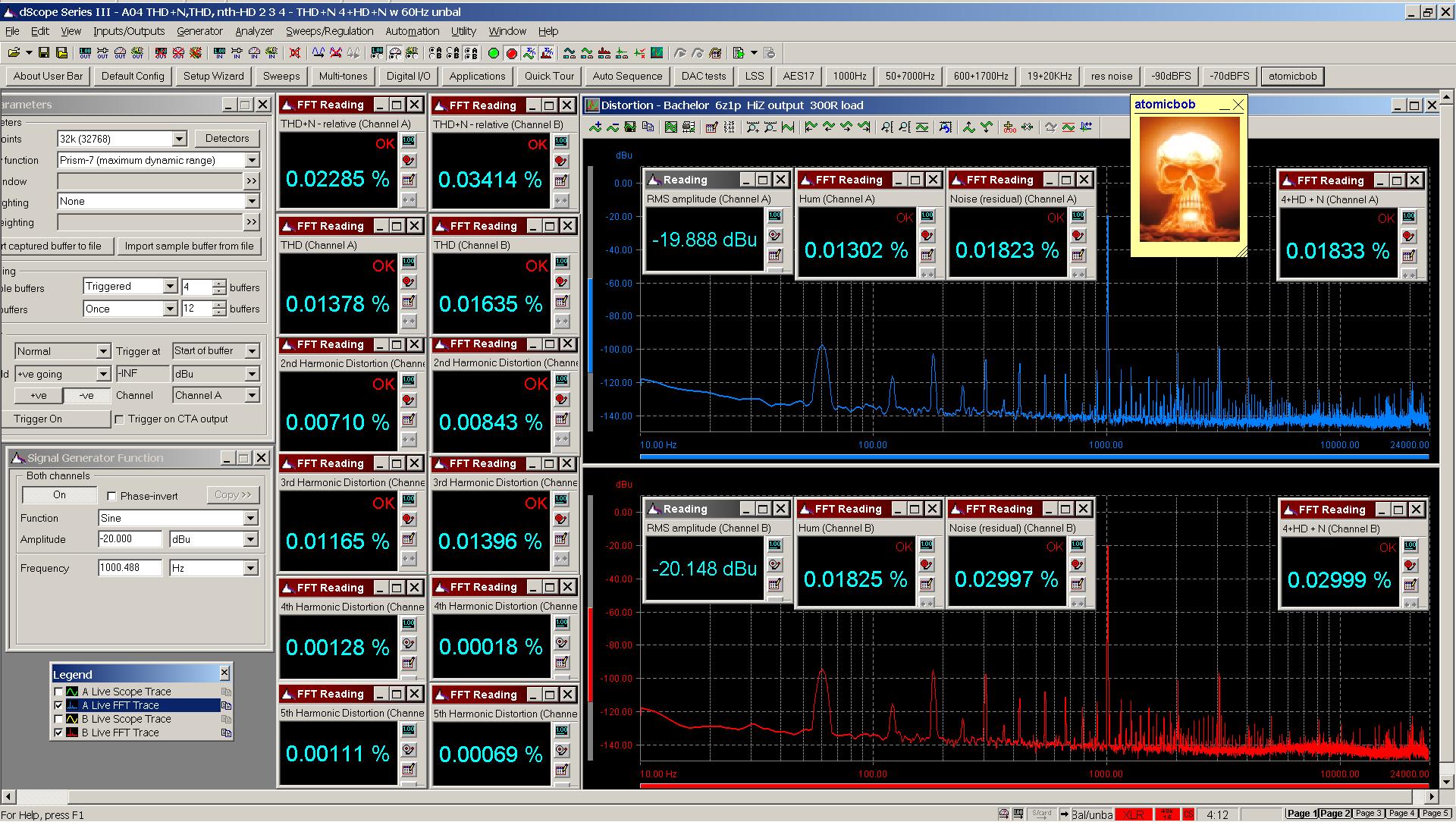 20200619 Bachelor 6z1p A04 THD+N  THD  nth-HD FFT 300R - 4+HD+N with 60Hz -20dBu.png