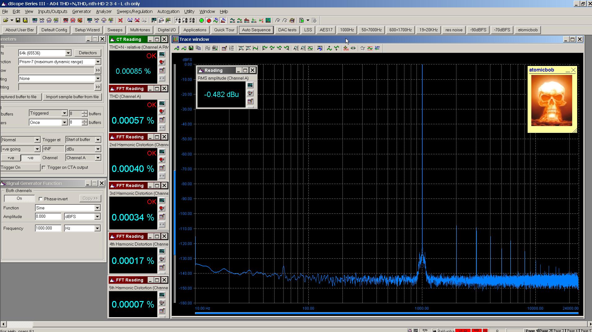 21 20190103-03 Convert-2 Bal A04 THD THD+N spectrum - AES Dante 88K 0dBu - L ch.PNG