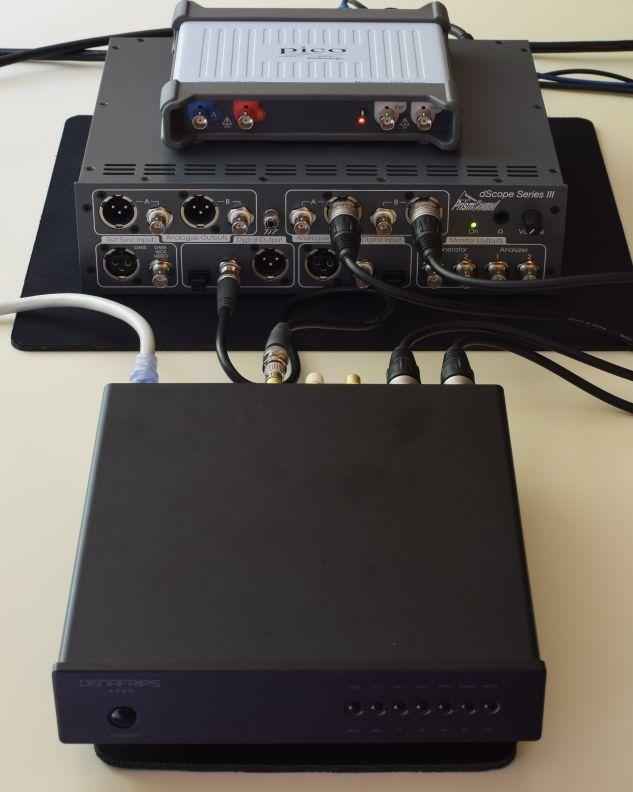 Denafrips Ares technical measurements | Super Best Audio Friends