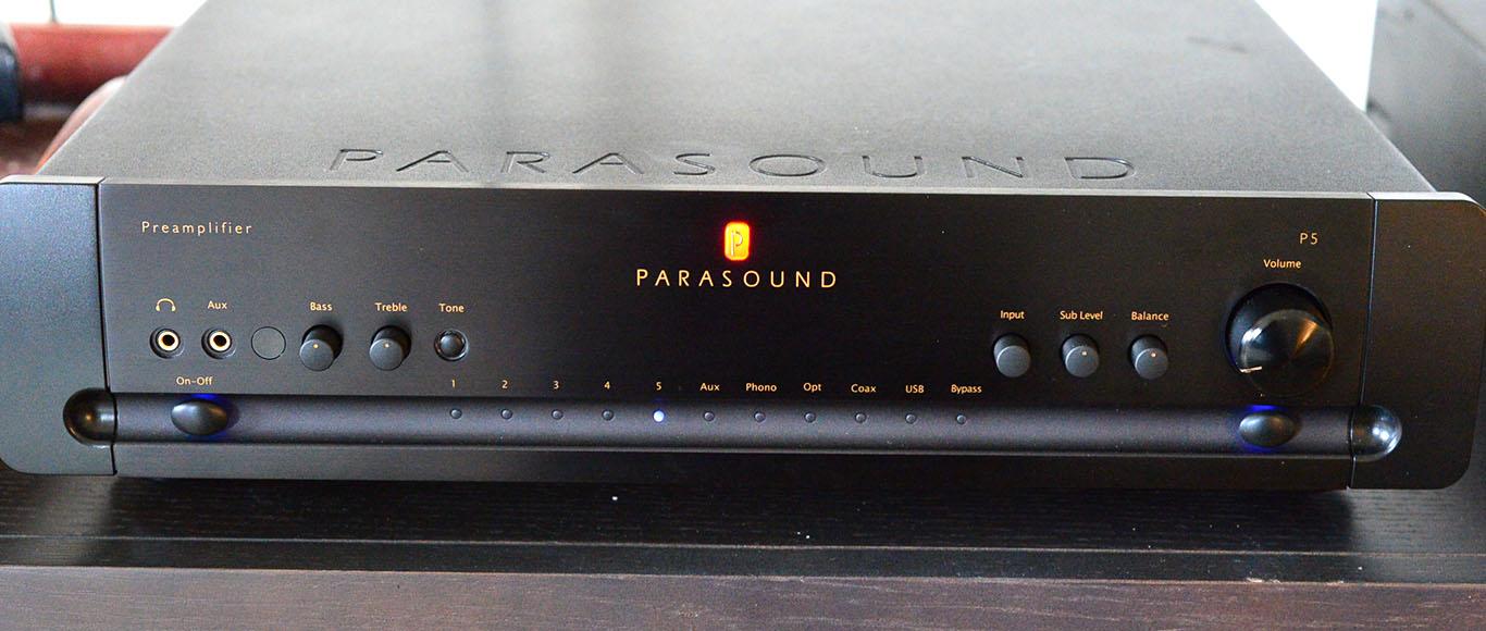parasound halo p5 preamp mini review super best audio friends. Black Bedroom Furniture Sets. Home Design Ideas